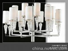 新款高檔酒店現代簡約吊燈