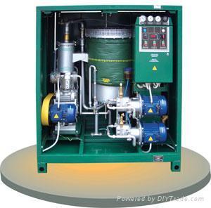 Mobile Oil Purification Station SMM - 1,7 1