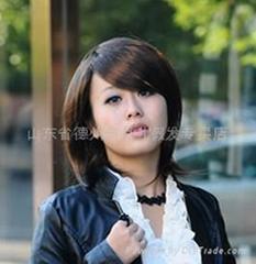 韩国超人气可爱气质中长卷发假发