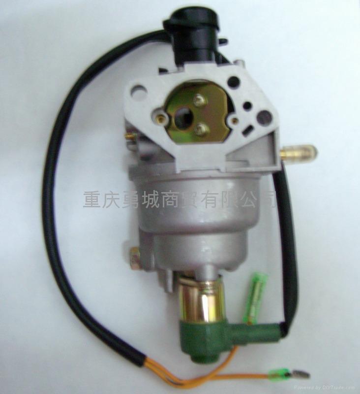 供應1KW——6.5KW汽油發電機配件 5
