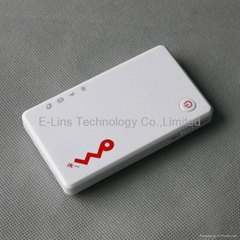 Portable MiFi Wireless 3G Router H610