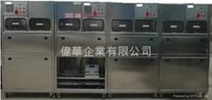 玻璃阻值测试机生产线
