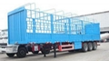 Box/stake Semi Trailer 1