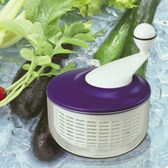 food processor-salad spinner