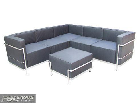 Le Corbusier Corner Sofa Fa033 Fuleague China
