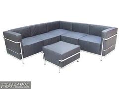 Le Corbusier corner sofa