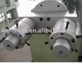PVC double pipe machine