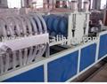 PVC wave tile machine