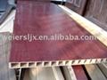PVC wood-plastic door plate production