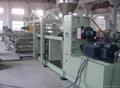 TPU sheet extrusion line
