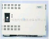 维修供应NEC AK2464集团电话4外线8分机板 1