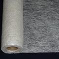 To supply fiberglass mat