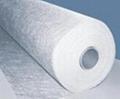 To supply fiberglass mat 2