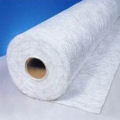 To supply fiberglass mat 4