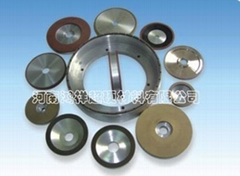 Diamond and Resinic Grinding Wheel