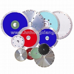 Diamond saw blade series