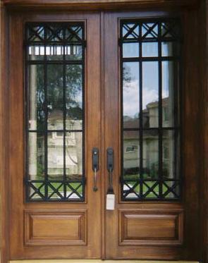 ... Iron Door Grill 3 ...