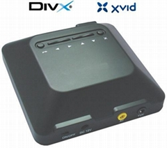 Mini Media Player Supporting USB & Card Reader