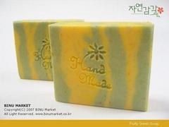 純天然植物精油手工皂