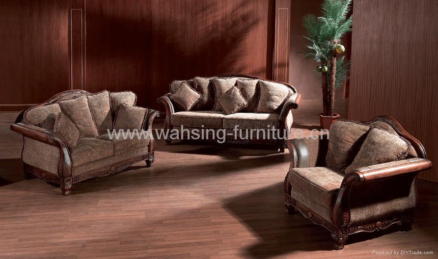 Incredible Wood Leather and Fabric Living Room Furniture 892 x 528 · 72 kB · jpeg
