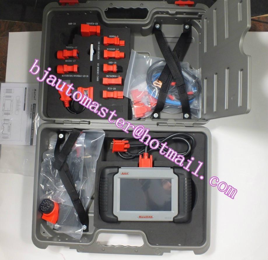 Autel MaxiDas DS708 auto diagnostic tool  1