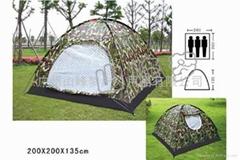 廣州山峰夢-三人旅遊帳篷