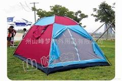廣州山峰夢戶外用品-野營帳篷