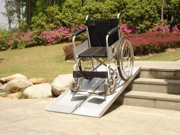 Wheelchair Ramp Sr 607 Shuangren China Manufacturer