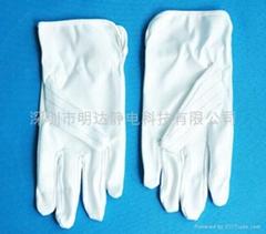 防静电PU手套/点胶手套/超细纤维手套/防静电手套