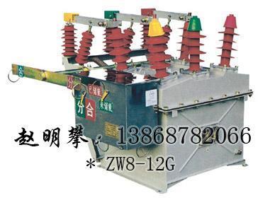 ZW8-12(G)系列真空断路器 1