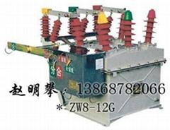 ZW8-12(G)系列真空断路器