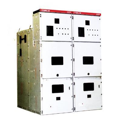 KYN-28型户内金属铠装抽出式开关设备 2