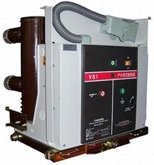 ZN63A(VS1)-12/24KV系列弹簧机构及真空断路器