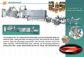Catfish feed  processing line