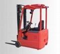 平衡重式蓄電池叉車TK系列-(