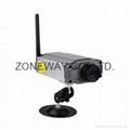 M-JPEG Wireless Motion Detection Box IP