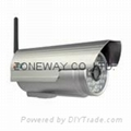 Economic waterproof ip camera+wifi+night
