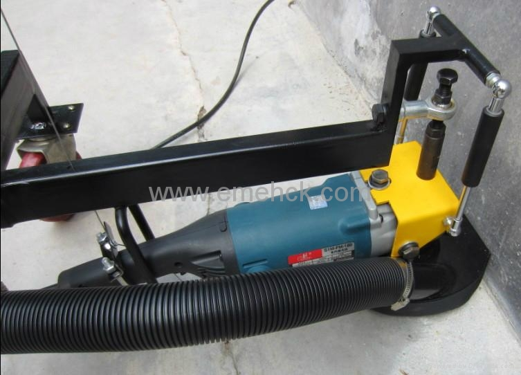 Safer Edge Concrete Floor Grinder E180 Emehck China