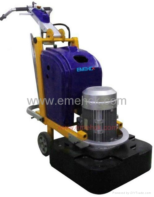 Concrete floor polishing machine e600s emehck china for Industrial concrete floor cleaning machines