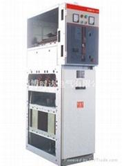 XGN15-12型單元式環網櫃