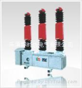 LW16-40.5戶外六氟化硫斷路器