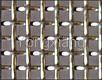 square wire mesh/ductile iron pipe