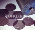 black wire cloth/iron wire/barbed wire