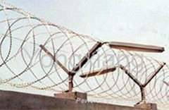 Razor Barbed Wire/wire she  ings/wire mesh supplier/wire mesh manufacturer/wire