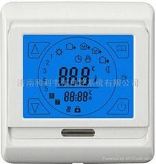 液晶触摸屏温控器HW67系列