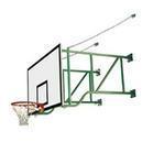 室內固定挂牆籃球架