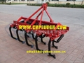 spring loaded tine cultivator and farm