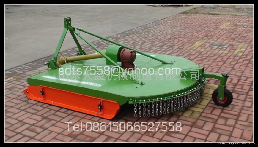 Rotary Mower Slasher,Tractor Grass cutter  2