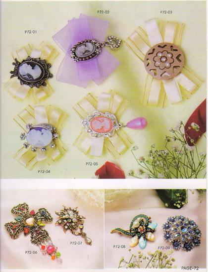 fashion accessories & brooch & pin 4