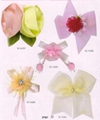crochet flower & garment accessory & artificial flower